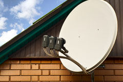 how Tansor satellite dishes work